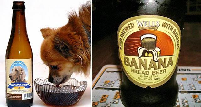 Pomeranian banana beer