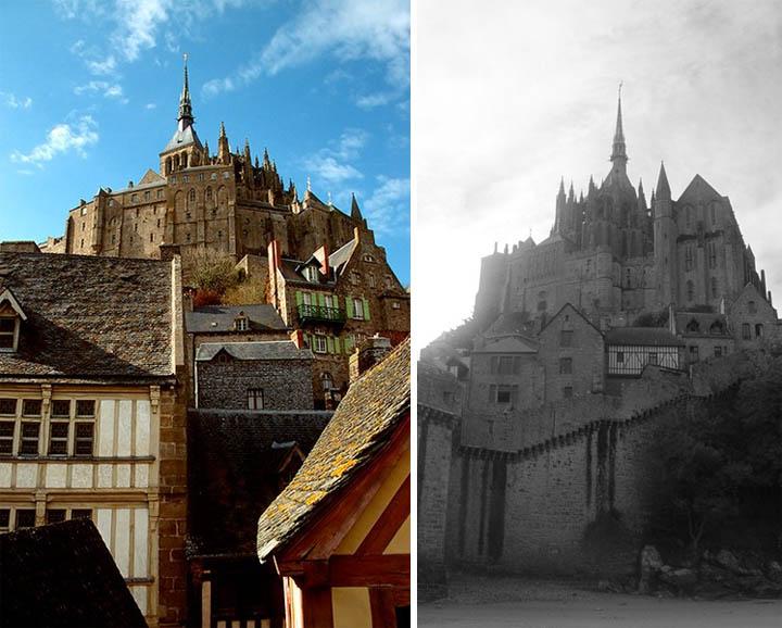 4i67erjuthdfc Charming Mont Saint Michel