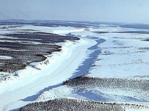 Russian Siberian Road to Yakutsk 4