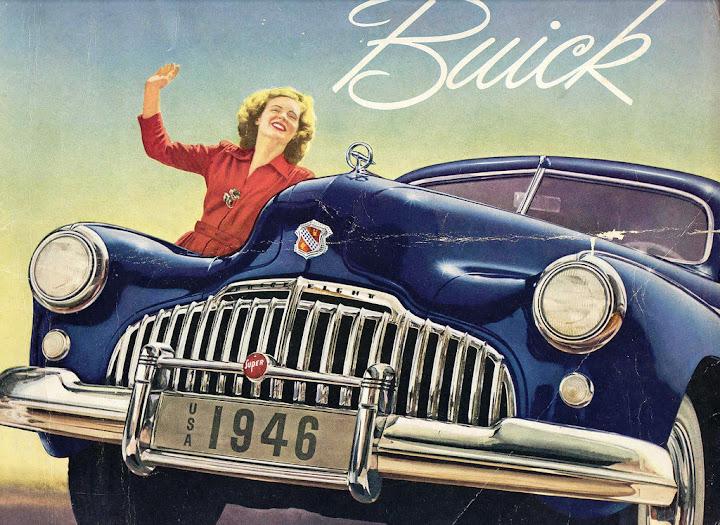 Ski Rack For Car >> Dark Roasted Blend: Cars & Girls (American Vintage Ads)