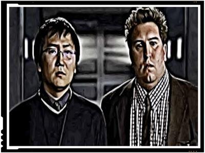 Get Smart's Bruce and Lloyd 2008