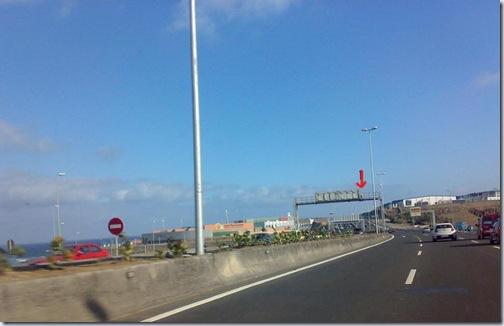 GC-1 Km 5.35 DIR Las Palmas