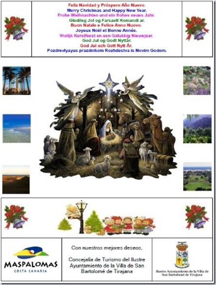 Felicitación Personal Concejalía Turismo Navidad 2010_362x480