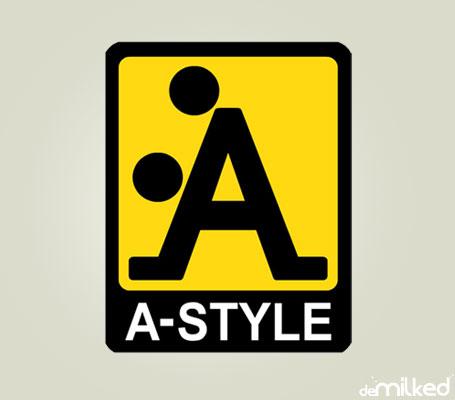 A-Style Logo - Logo Design