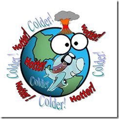 Colder Hotter Volcano Jet Exhaust Jet Contrails