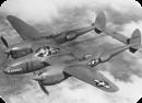 Avion de l'armée alliée
