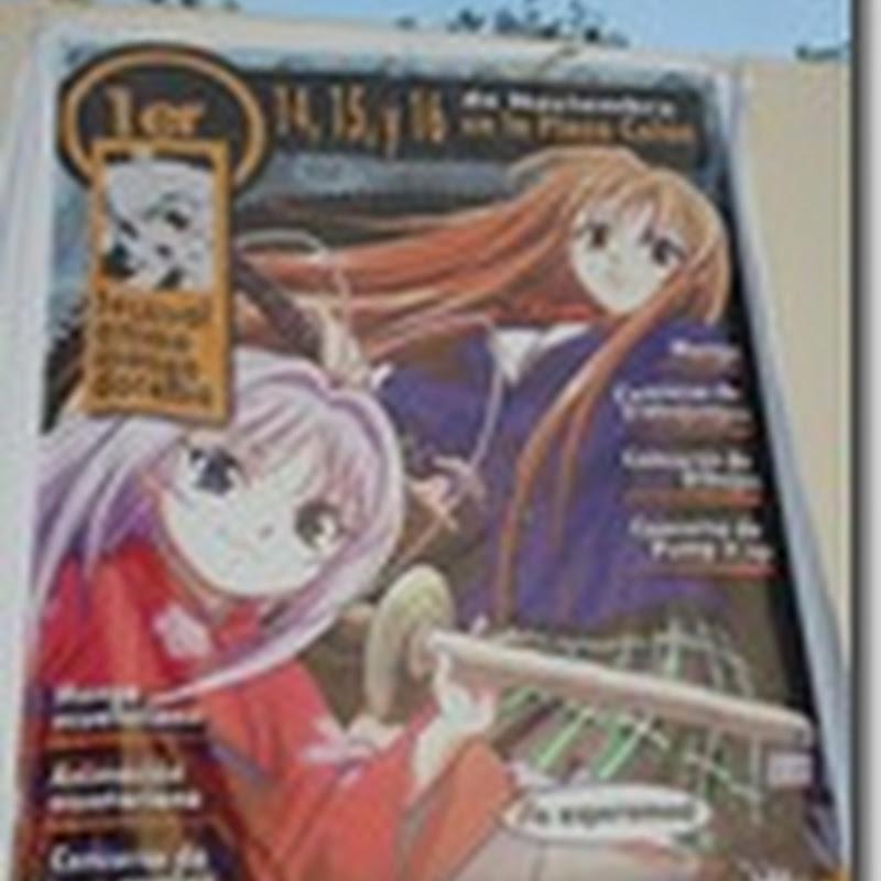 Fotos de la 1era Feria de Comics Anime y Manga