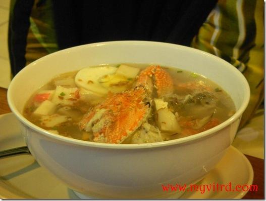 Sup Ketam
