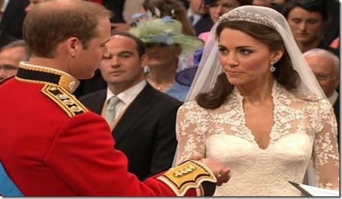 Putera William dan Kate Middleton wedding