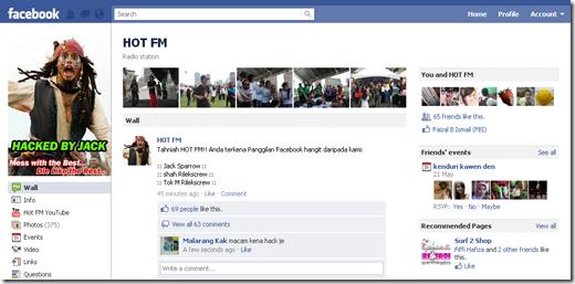 facebook hotfm kena hack