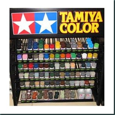 Tamiya pinturas