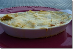 artichoke gratin