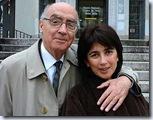 Saramago y Pilar del Río