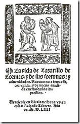 Lazarillo de Tormes, edición original Alcalá de Henares (1554)