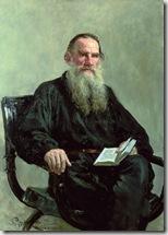 Retrato de León Tolstoi (1887)