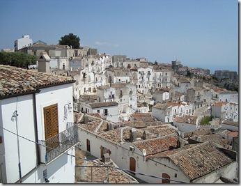 Peschici y Monte Sant'Angelo