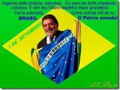 7 DE SETEMBRO-BRASIL_LULA