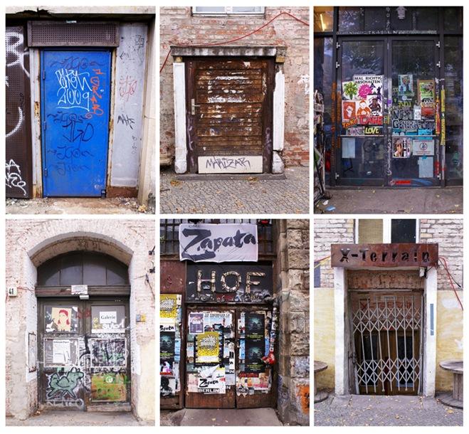 dörrarna