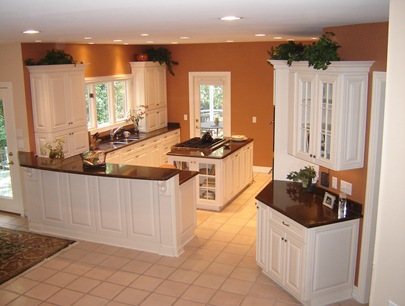 Cost  Kitchen Cabinets on Are Budgeting For Your New Cabinets Your Cabinets Door Style And Color