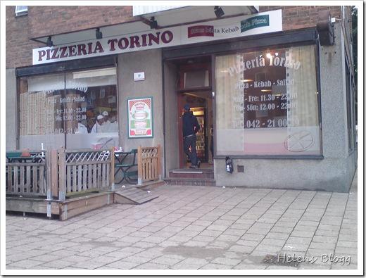 Pizzeria Torino, Helsingborg