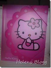 Framsida Hello Kitty mapp