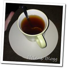 Vilda bär te med honung