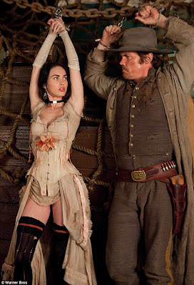 Megan Fox Stars As Hot Corset Prostitute In Jonah Hex