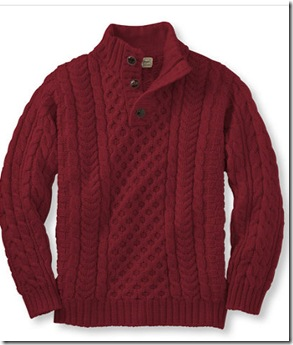llbeansweater