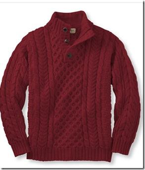 llbeansweater