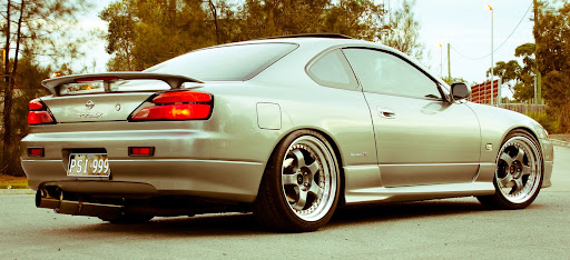 2001 Nissan S15 200SX Spec-R -