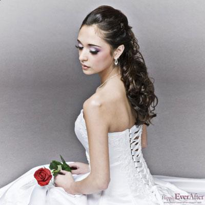 hairstyles for a wedding guest. 2009 wedding hairstyles.