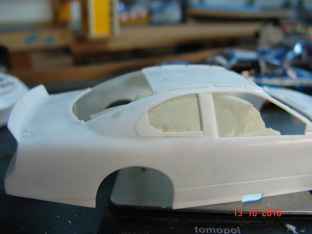 NASCAR Dodge Charger A work in progress DSC07377