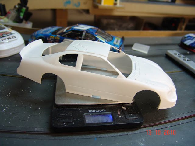 NASCAR Dodge Charger A work in progress DSC07389
