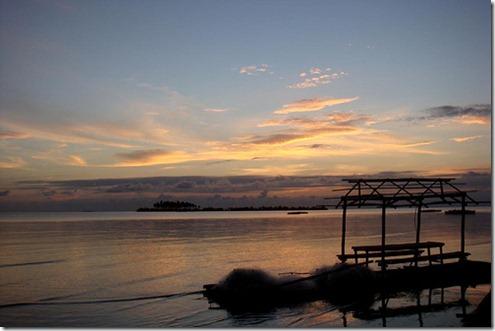 Tondol Beach, Anda