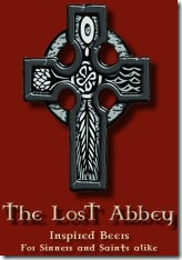 lost abbey red cross