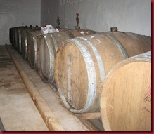 de dolle brewery barrels
