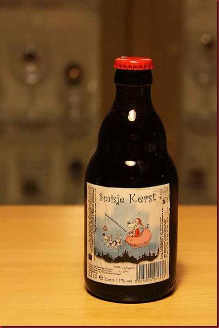 Xmas Beer 2010 Smisje Kerst bottle 800