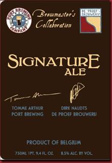 signature ale