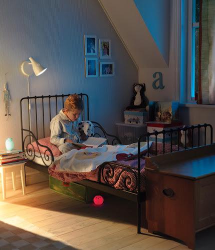 Kids Bedroom Layout from IKEA 2011