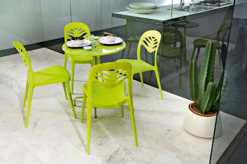 4U Chair Collection by Domitalia