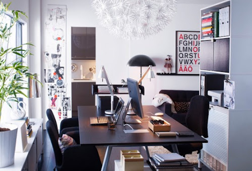 Home Office Ideas from IKEA