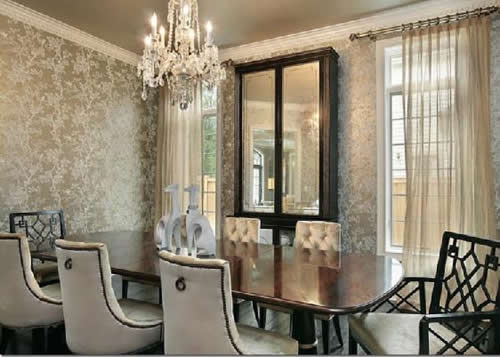 Crystal Chandelier for Your Dining Room