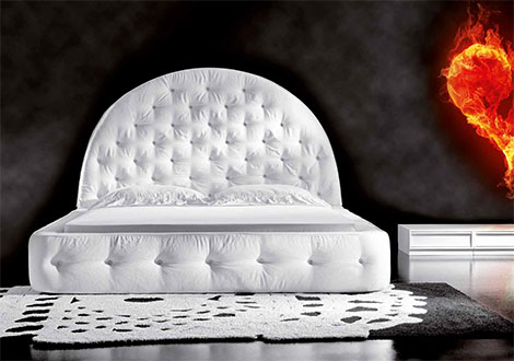 Quilted Beds by Nest Italia - contemporary luxury
