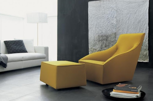 Modern Approach to Classic Comfort : Doda Chair