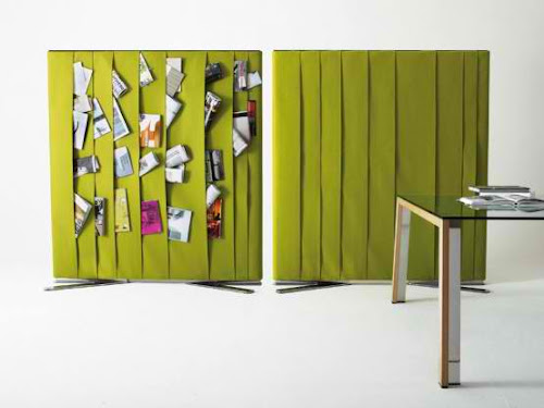 Functional Room Divider Design