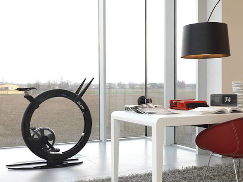 The Coolest Way to Exercise at Home : Ciclotte Stationary Bicycle