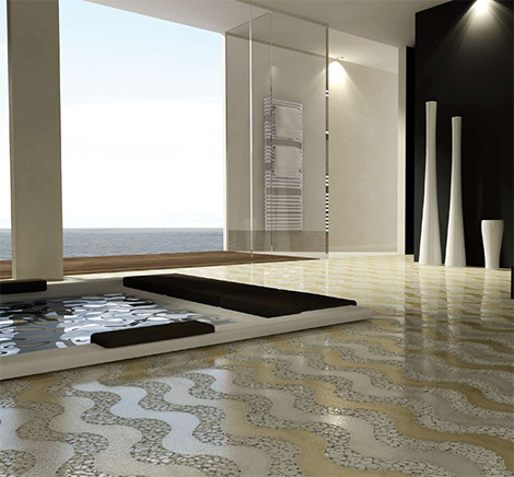 Exotic Flooring Inspiration by Effepimarmi