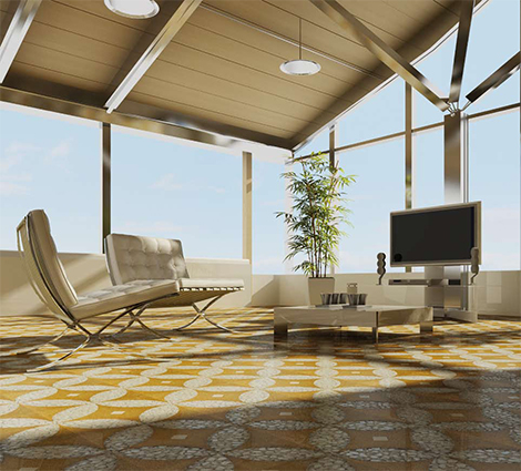 Exotic Flooring Inspiration by Effepimarmi