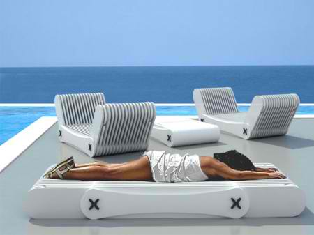 Stylish Outdoor Furniture by Yoanndesign