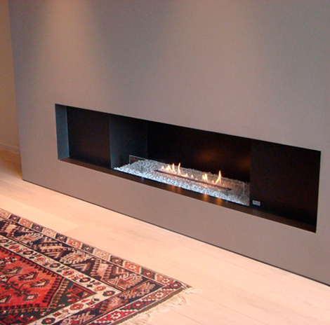 Decorative Fireplace Bio-oh! - bioethanol fireplaces by Puur Vuur Belguim